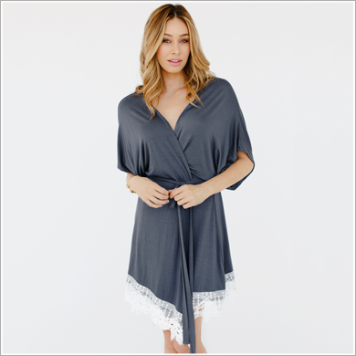 Sweetheart Robe. Beauty.-XL